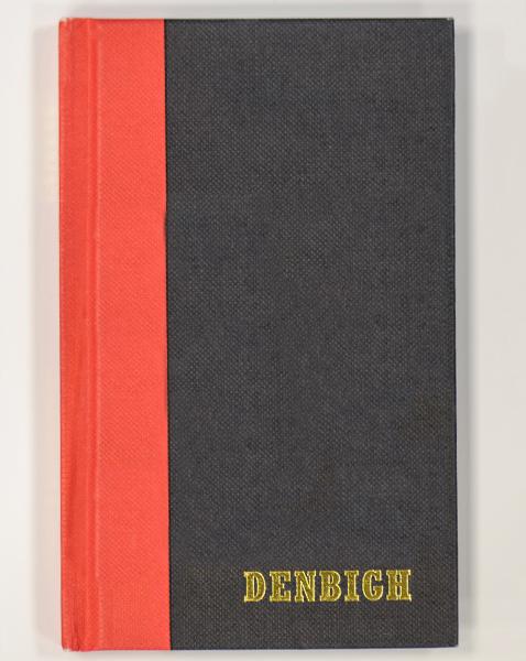 D618/60 Denbigh Commercial Books
